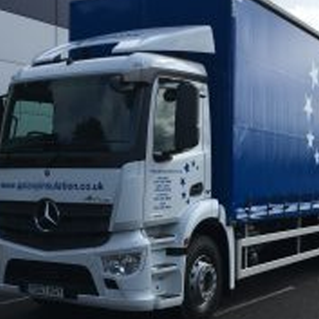 New Truck at Midlands depot