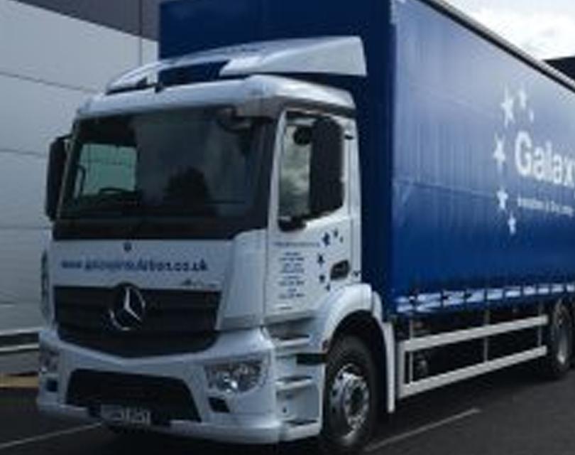 New Truck at Midlands depot