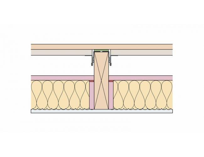 Siniat Acoustic Floor System RAF 006