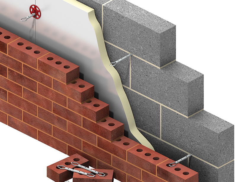 Insulated render system