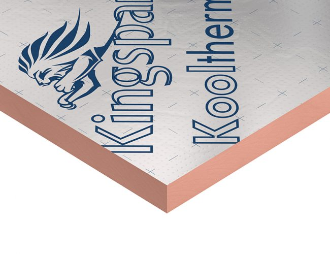 Kingspan Kooltherm K108 Cavity Board