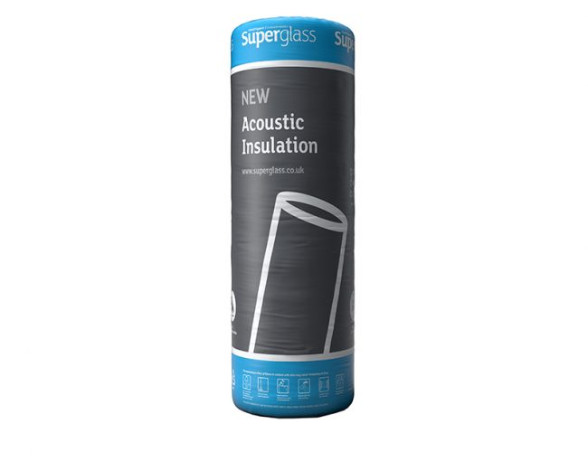 Superglass Acoustic Insulation
