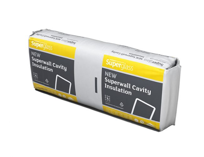 Superglass Superwall Cavity Insulation