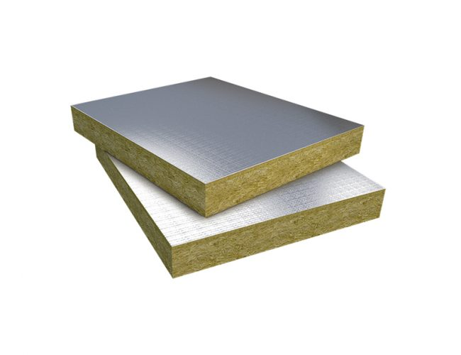 Rockwool DuoDuct Slab