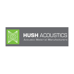 Footer Logos Hush Acoustics