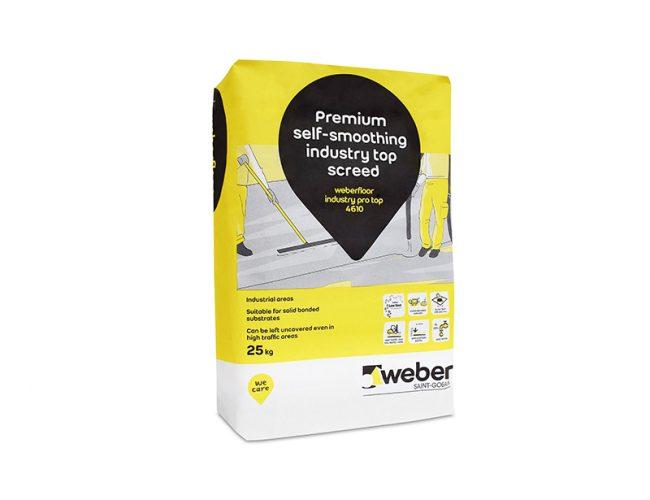 Weber Weberfloor Industry Pro Top 4610