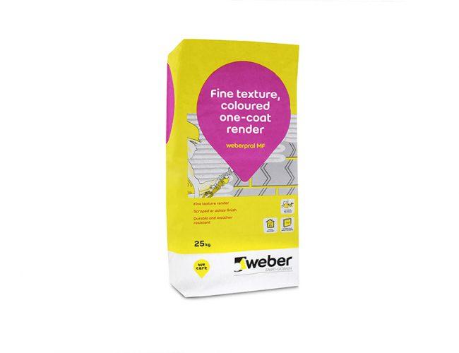 Weber Weberpral MF