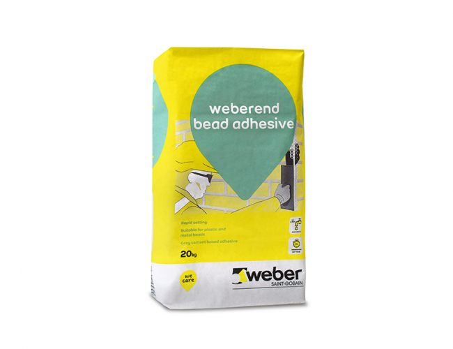 Weber Weberend Bead Adhesive