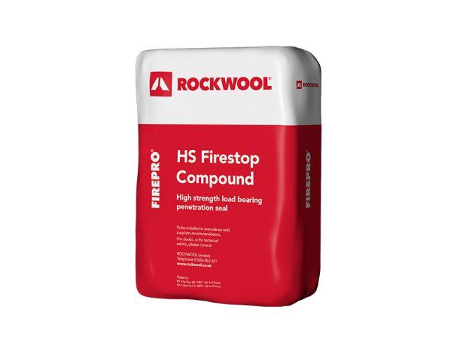 Rockwool FirePro High Strength Firestop Compound