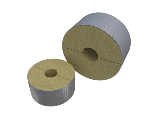 Rockwool Rocklap H&V Pipe Supports