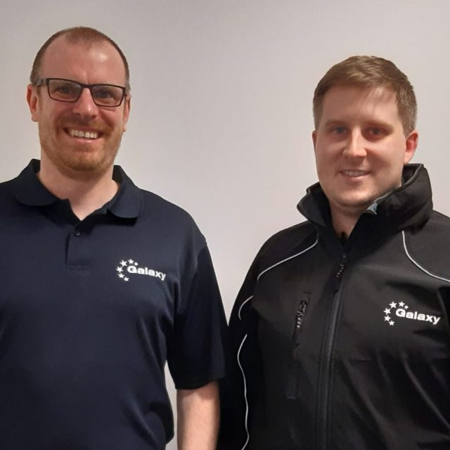 Our newly appointed Technical Services Managers...