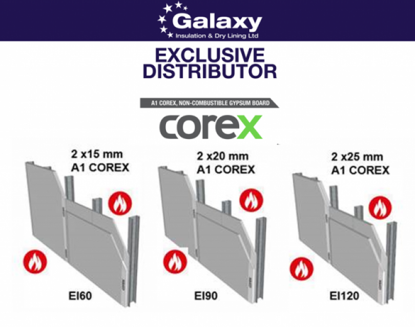 Galaxy are proud to be a Exclusive Distributor of Dalsan Corex A1
