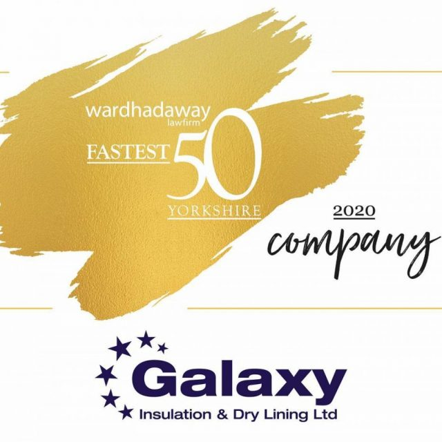 Fastest 50 Growing Company's Award