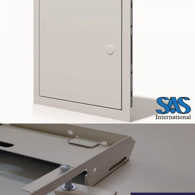 SAS Glazed Partitioning