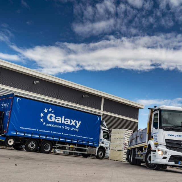 Galaxy shoots for the stars with 'clear-sighted' Mercedes-Benz Actros from Northside