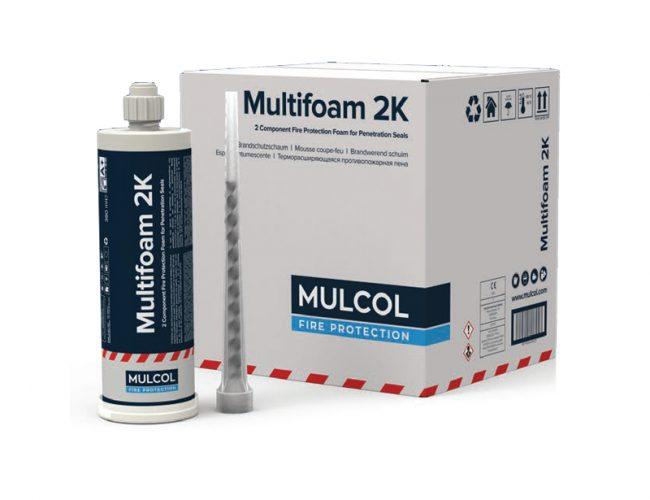 Mulcol Multifoam 2K
