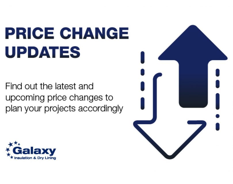 Price change updates