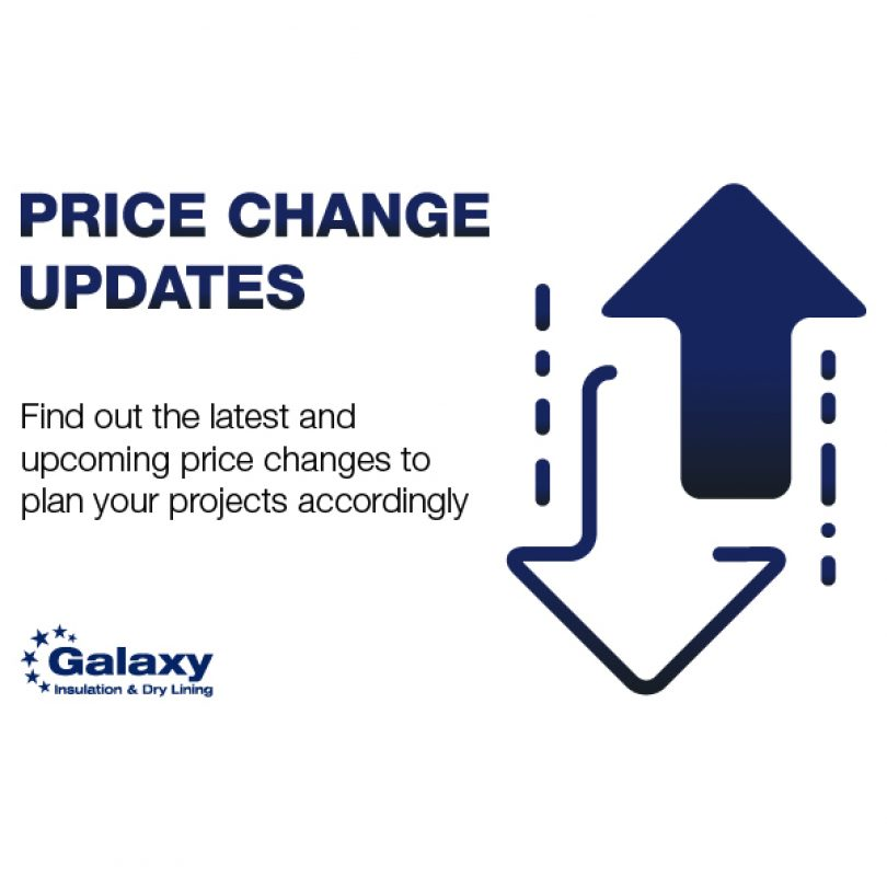 Price change updates