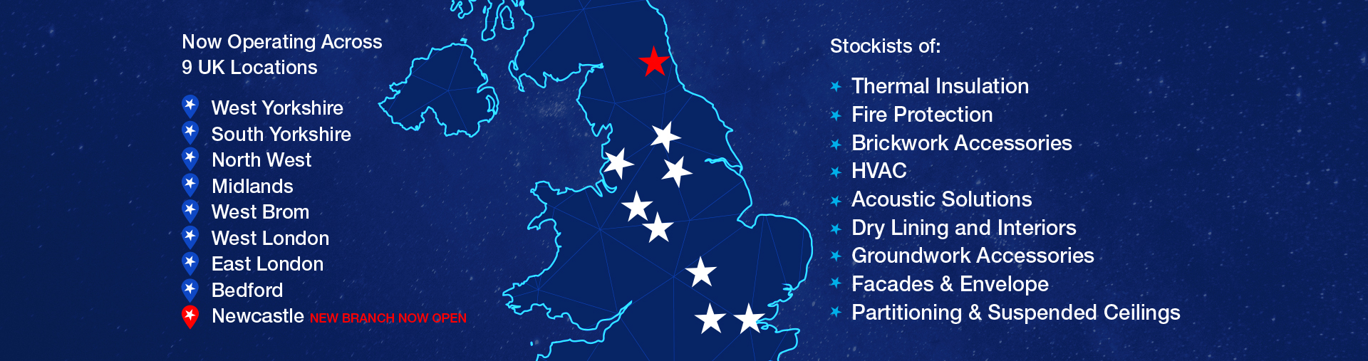 Galaxy - Locations Banner